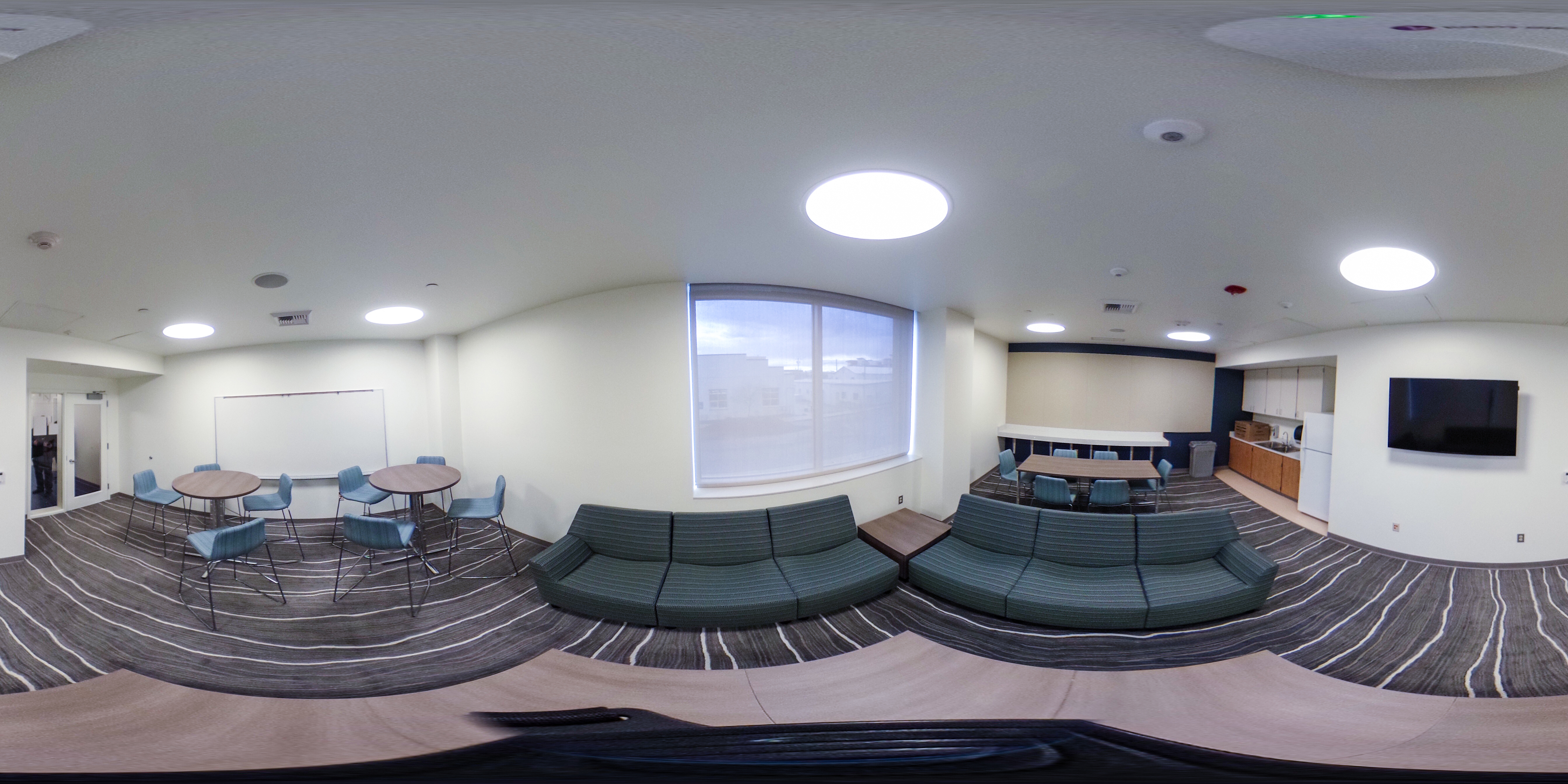 Woldson Center - The Green Room