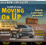 2014 New Vehicle Guide