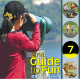 Activities Guide Summer 2014