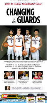 College Basketball Preview 2015-16