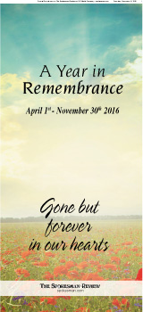 Jan 2016 Remembrance
