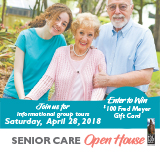 Senior Open House 2018