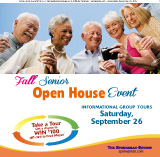 Senior Open House 2015