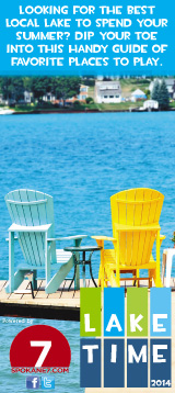 Lake Guide 2014