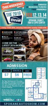 Spokesman Auto Show 2016