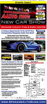 Spokane Auto Show 2015