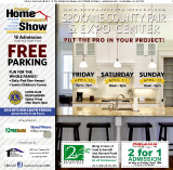 Spokane Home Builders Show 2015