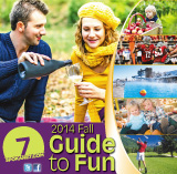 Activities Guide Fall 2014