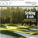 Golf August 2013