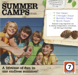Summer Camps 2012