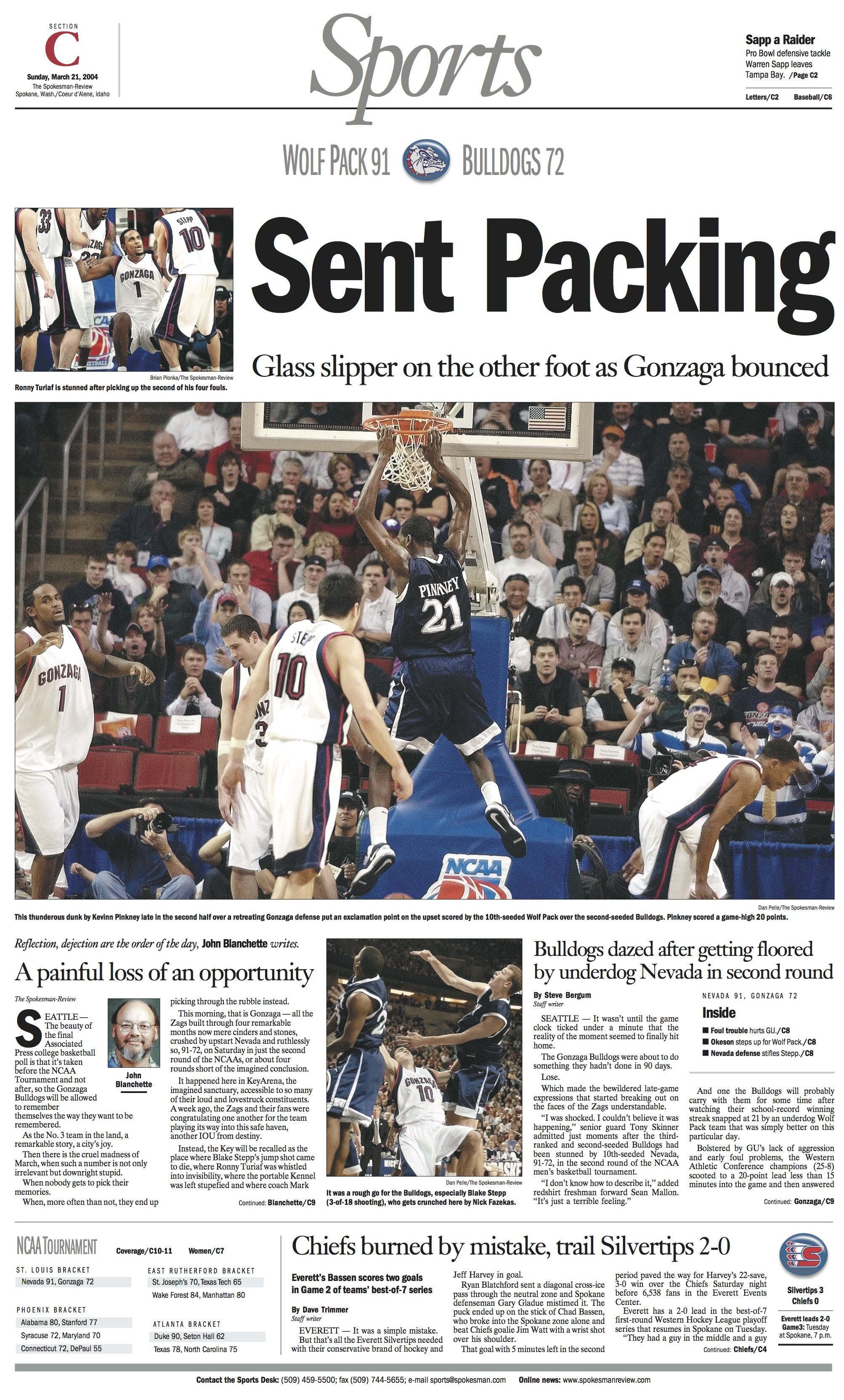 Historic page: Mar. 21, 2004