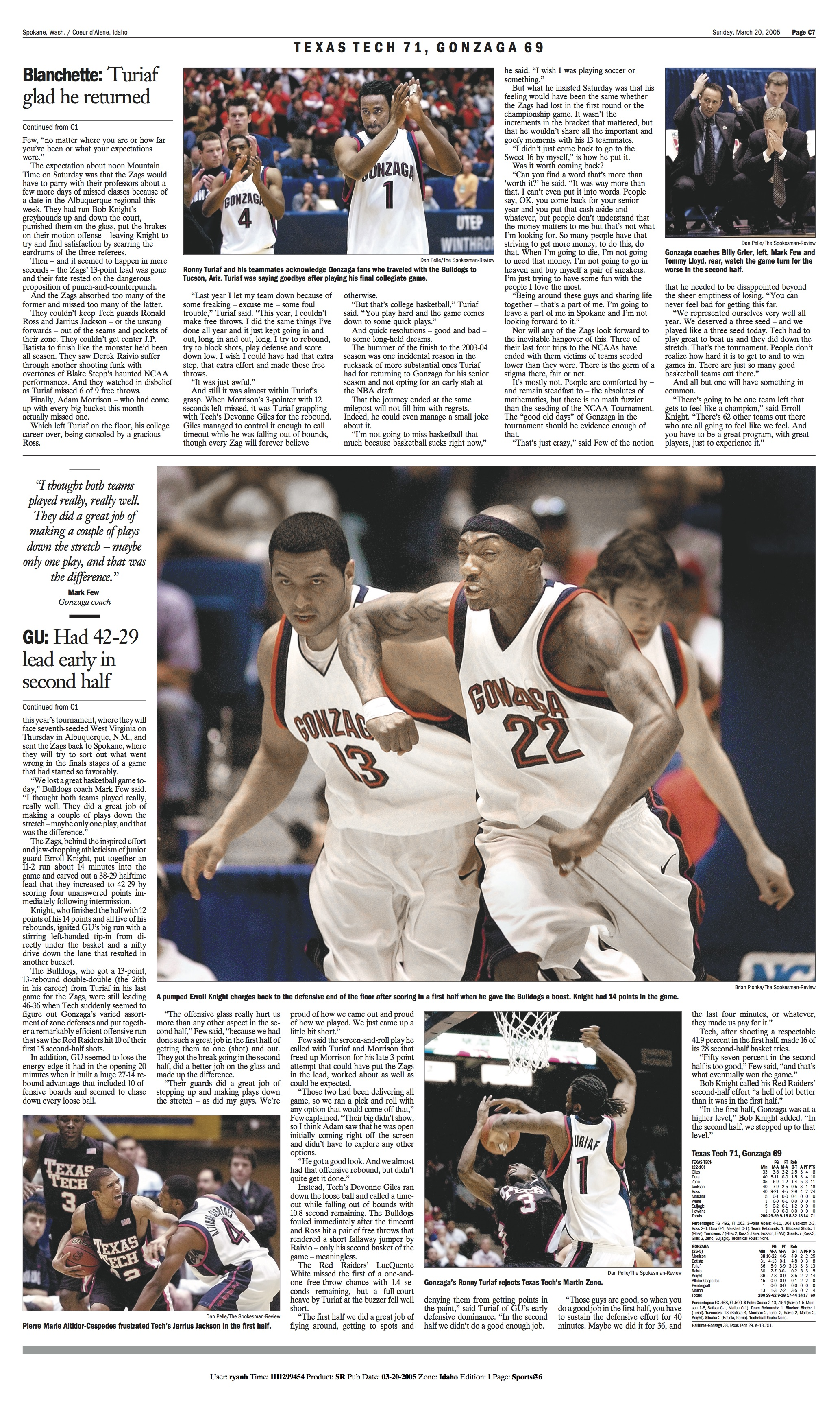 Historic page: Mar. 20, 2005