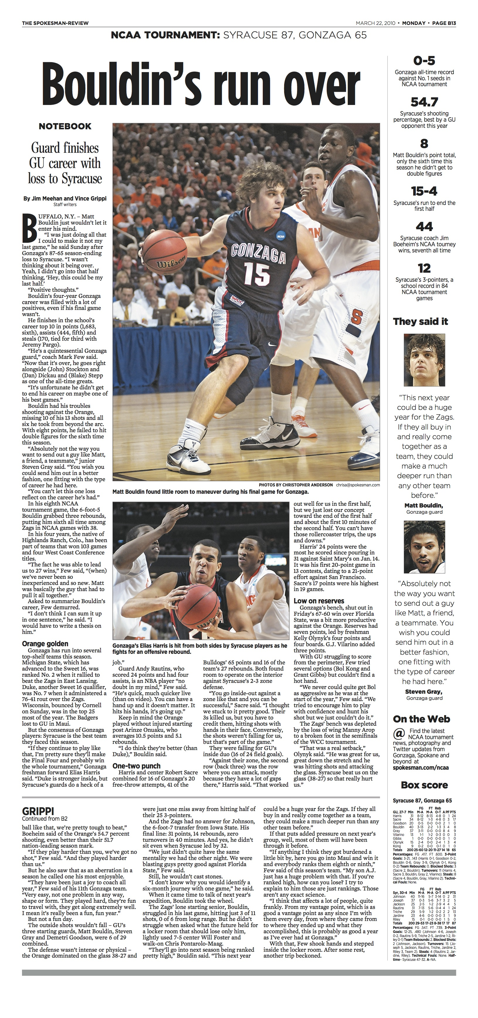 Historic page: Mar. 22, 2010