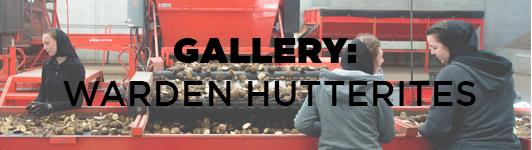 Gallery: The Warden Hutterite Colony