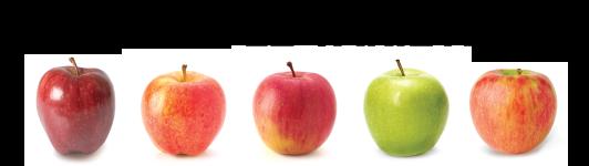 Apples types