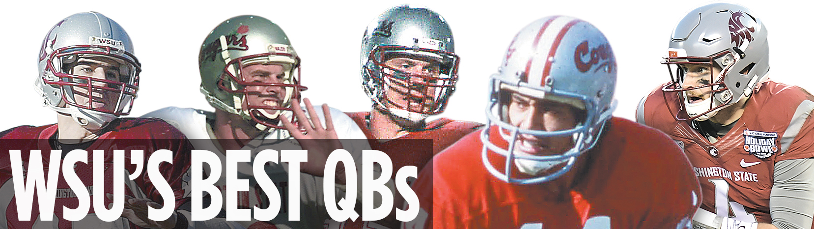 Five best Washington State QBs of all-time