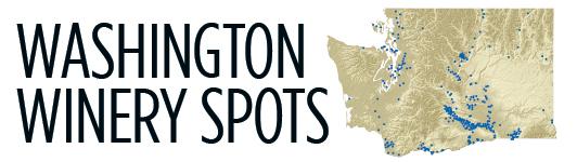 Washington wine areas