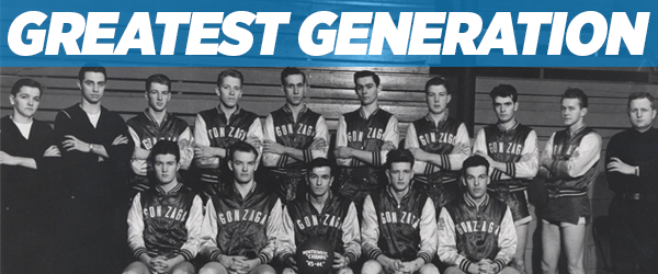 <b>A look back:</b> Gonzaga's Greatest Generation