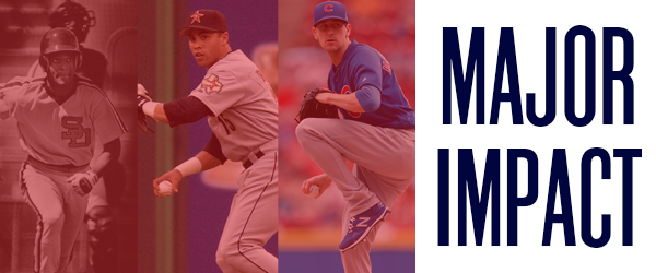 Ex-Indians remain a Major presence in MLB