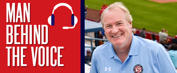 Meet the voice of the Spokane Indians