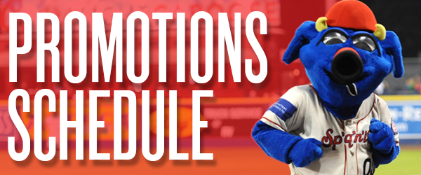 Spokane Indians promotions
