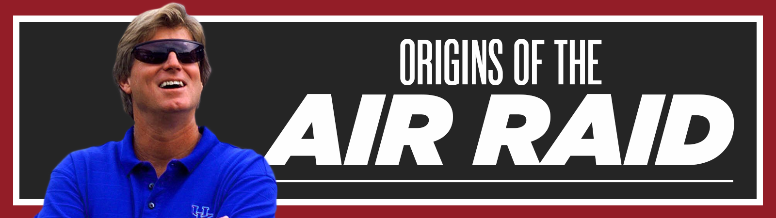 Air Raid offense origins