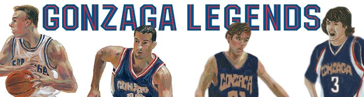 Gonzaga Legends - share promo