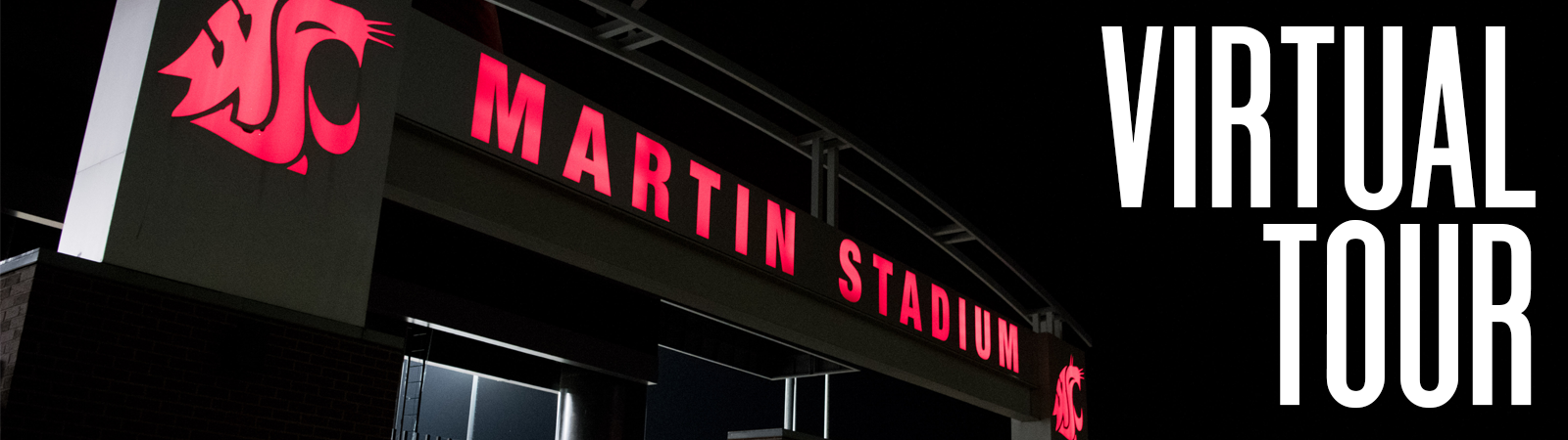 Virtual tour of Martin Stadium