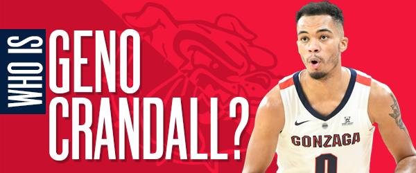 Who is Geno Crandall?