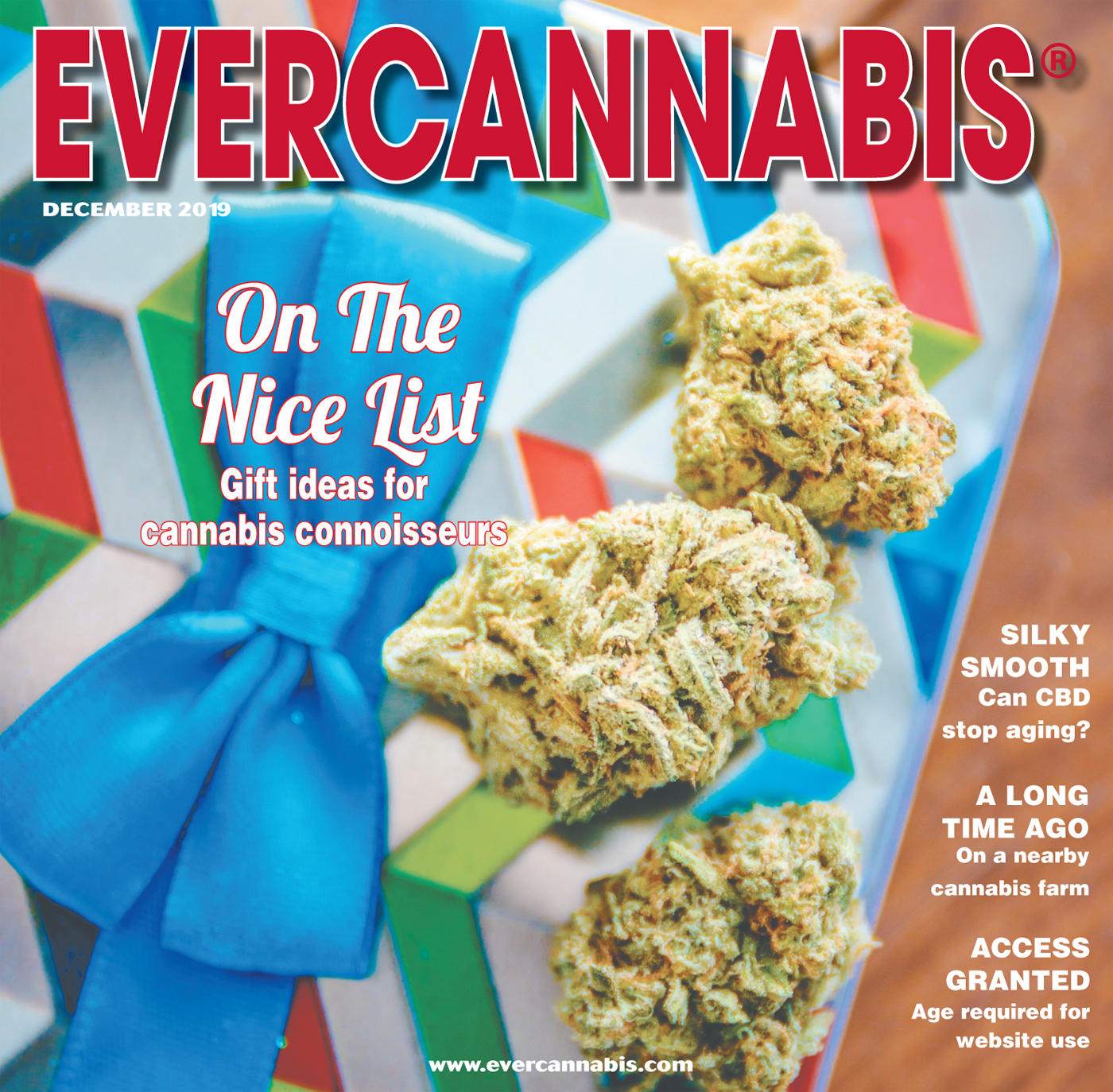 Cover of current EVERCANNABIS