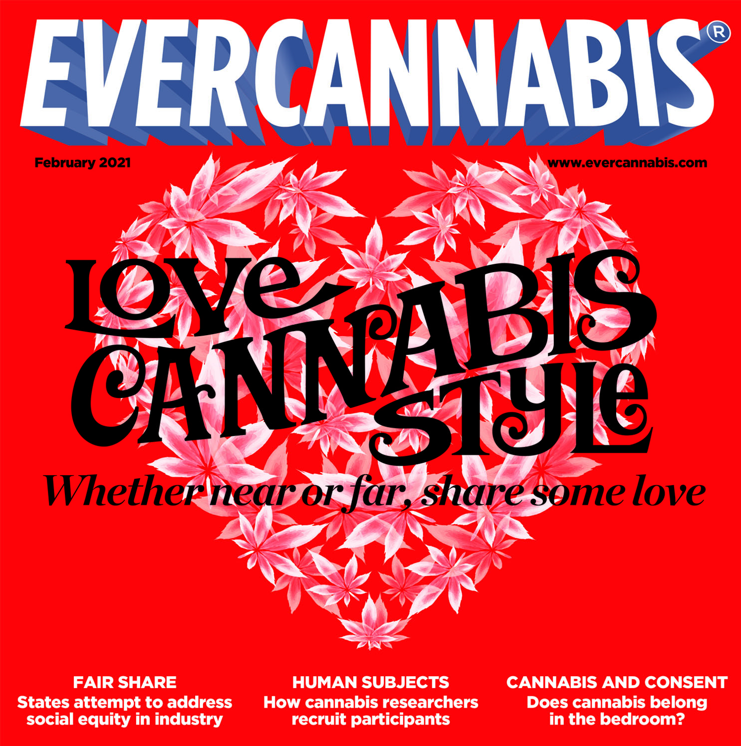 Cover of previous EVERCANNABIS