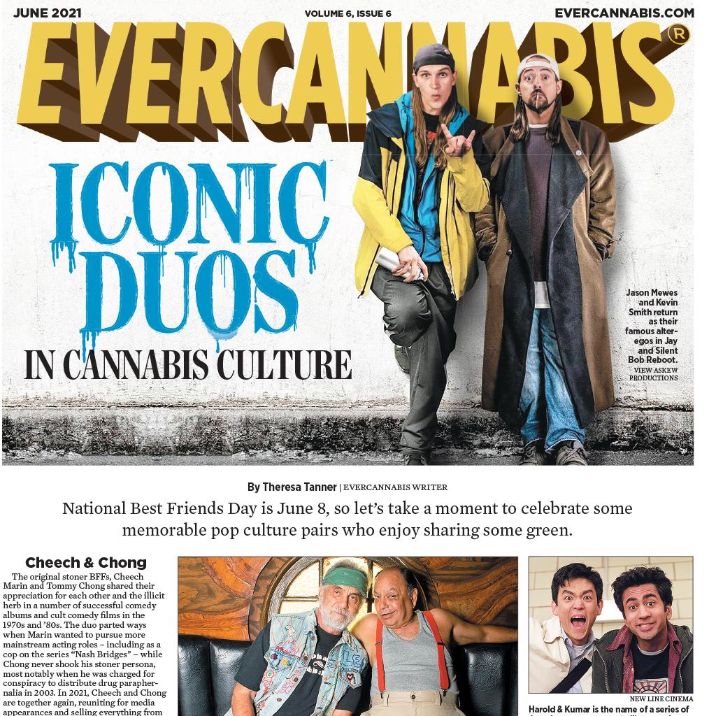 Cover of previous EVERCANNABIS