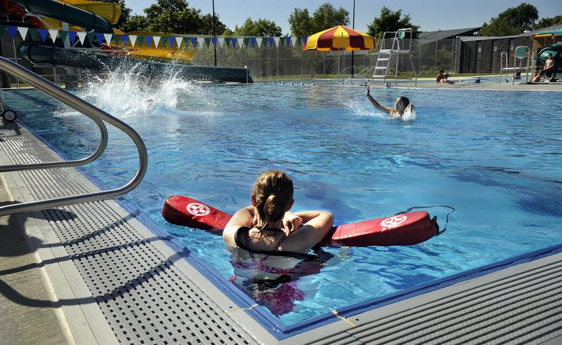 Shadle Aquatic Center Stay Cool In Spokane Area Pools Local Guides The Spokesman Review