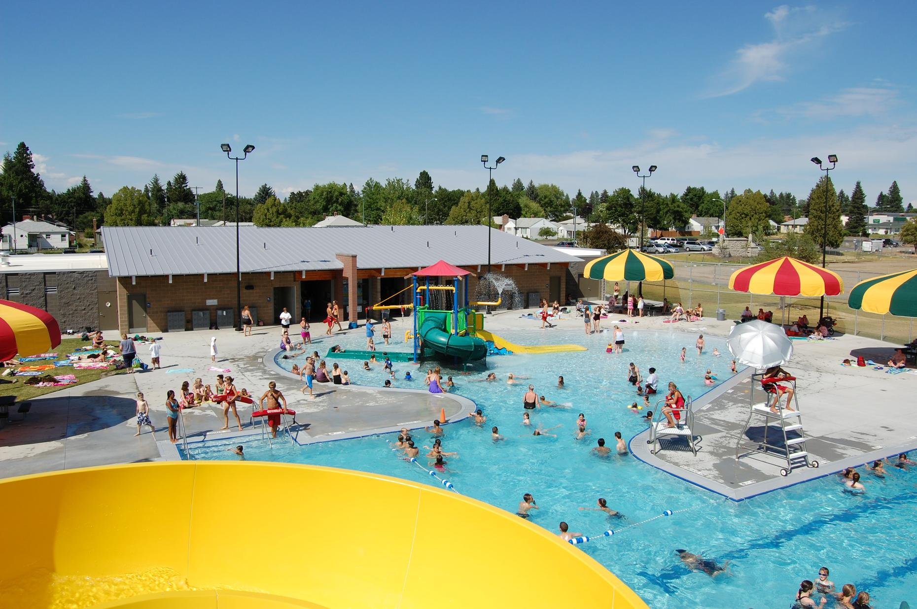 Shadle Aquatic Center Stay cool in Spokane area pools Local