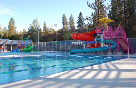 Liberty aquatic center stay cool in spokane area pools - Washington park swimming pool hours ...