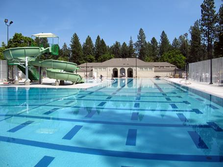 Comstock Pool Stay Cool In Spokane Area Pools Local Guides The Spokesman Review