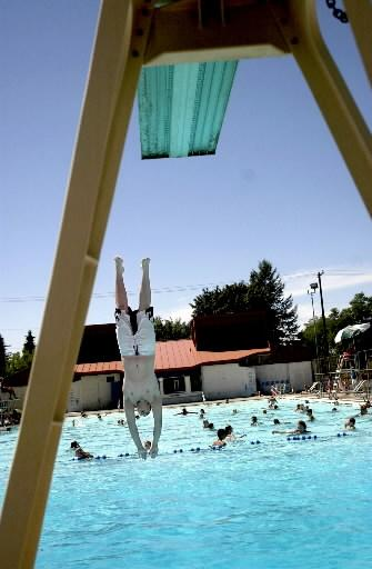 Hillyard Aquatic Center Stay Cool In Spokane Area Pools