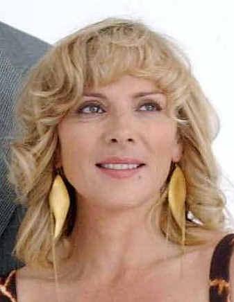Kim Cattrall (The Spokesman-Review)  Kim Cattrall