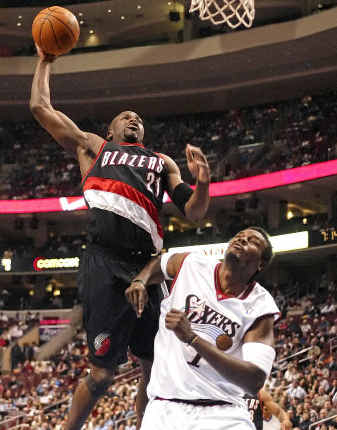 Blazers top Sixers | SWX Right Now - Sports for Spokane, CdA, Tri