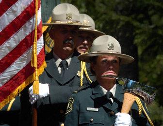 Trail to mine honors Pulaski | The Spokesman-Review