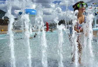 County 39 S New Water Park Puts City Pools To Shame The Spokesman Review