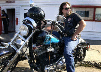 Biker club leader arrested by ATF | The Spokesman-Review