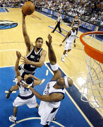 Spurs, Pistons scrap their way to Game 7 showdowns | The Spokesman