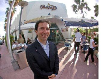 Antonio Ellek Co Founder And Ceo Of Pashas A Miami Restaurant Chain