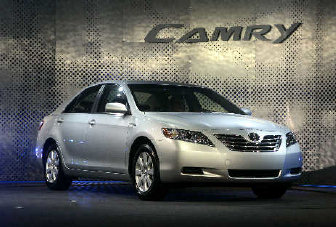 The 2007 Toyota Camry Is The Winner Of Motor Trend Magazineu0027s 2007 Car Of  The Year