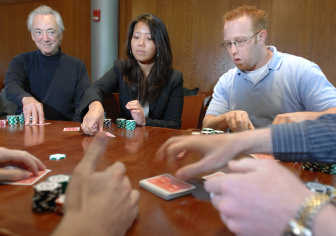 Professor wants to play loose with poker rules | The Spokesman-Review