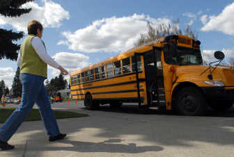 Spokane Public Schools hires new bus company | The Spokesman