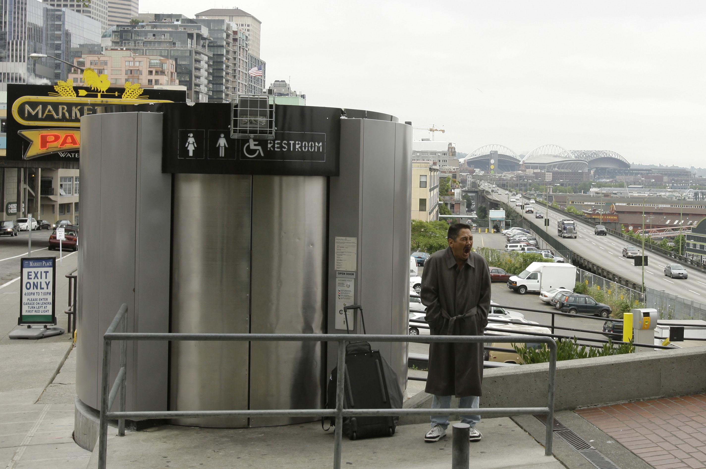 Seattle Sells Troublesome High Tech Toilets On Ebay The Spokesman