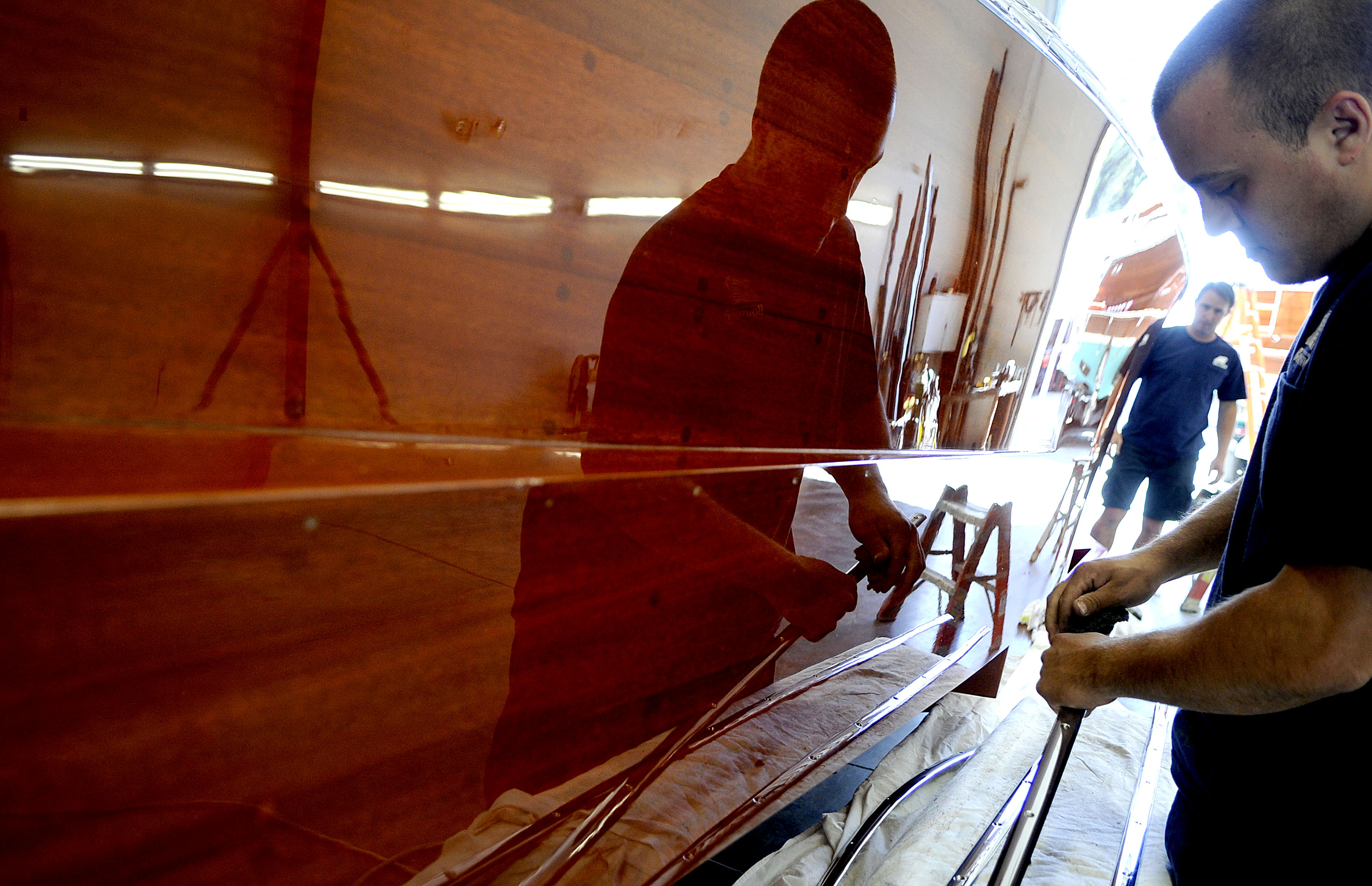 Antique Classic Boat Society Coming To Coeur Dalene The