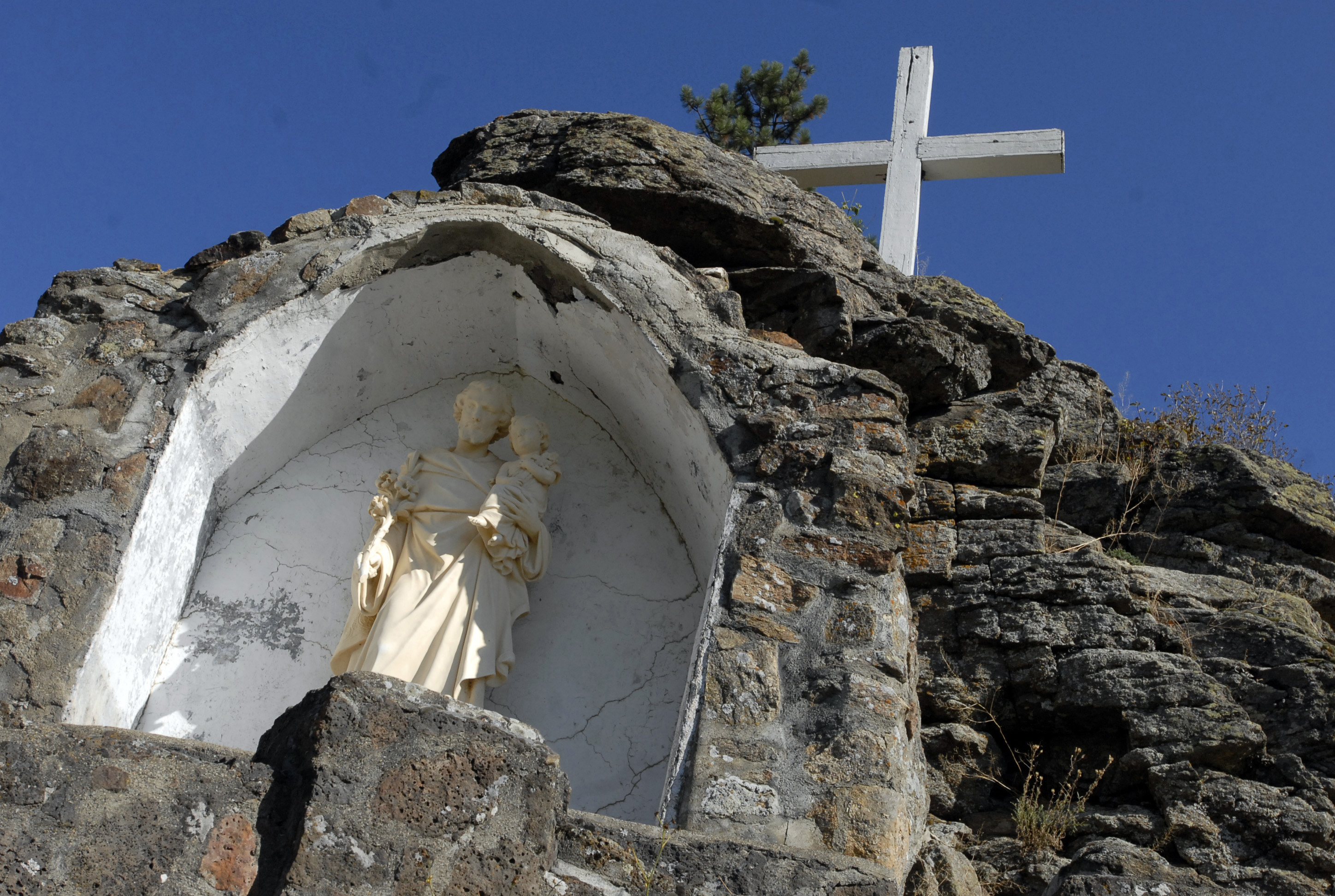 St Joseph S Grotto To Get Some Tlc The Spokesman Review